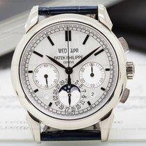 Patek Philippe 5270G-001 Perpetual Calendar Chronograph 18K...