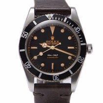 Rolex Brown James Bond 5508