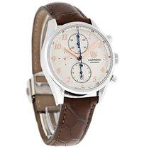 TAG Heuer Carrera Mens Swiss Chrono Automatic Watch CAS2112.FC...