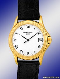 Patek Philippe Gent's 18K Yellow Gold  # 5117 Calatrava Strapwatch [On Hold]