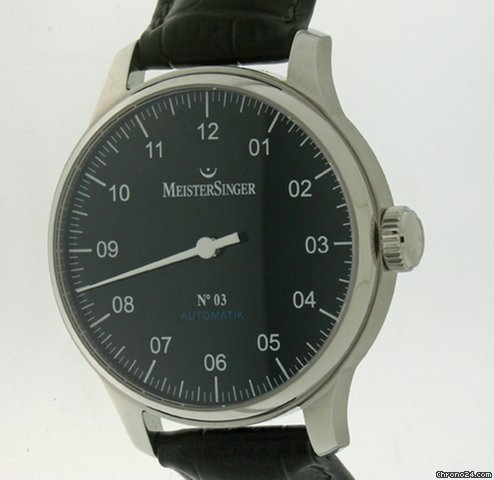 Meistersinger N03, 43mm