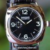 Panerai PAM 62 Radiomir White Gold Zenith Movement 40 mm