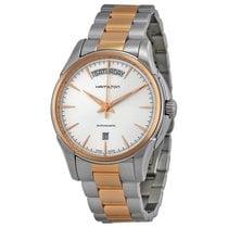 Hamilton Men's H32595151 Jazzmaster Silver Dial Watch