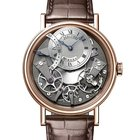 Breguet Tradition 18K Rose Gold Automatic Watch 7097BR/G1/9WU