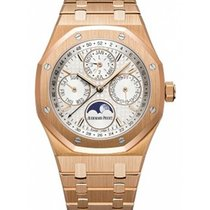 Audemars Piguet Royal Oak Perpetual Calendar Automatic in Rose...
