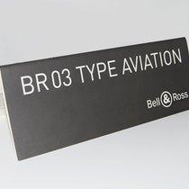 Bell & Ross Booklet / Beschreibung für Modell BR03 TYPE...