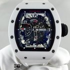 Richard Mille RM030 White Rush Limited Edition White Ceramic