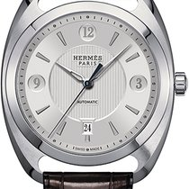 Hermès Dressage Automatic Quantieme GM 037801WW00