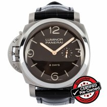 Panerai Luminor 1950 Left-Handed 8 Days Titanio