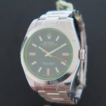 Rolex Oyster Perpetual Milgauss NEW