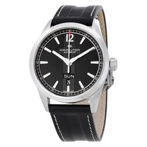 Hamilton Men's H43515735 Broadway Day Date Auto Watch