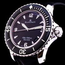Blancpain Fifty Fathoms Automatic Date 45mm Full Set