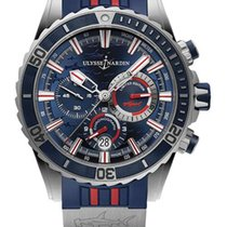 Ulysse Nardin Diver Chronograph Stainless Steel Men's Watch