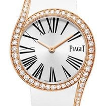 Piaget G0A39167 Limelight Gala in Rose Gold with Diamond Bezel...