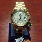 Rolex Day Date II President Yellow Gold - Fluted Bezel