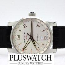 Montblanc TIMEWALKER VOYAGER UTC 109136  NEW