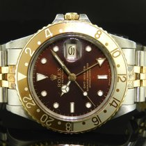 Rolex Gmt Master Ref. 16753 Acciaio-oro