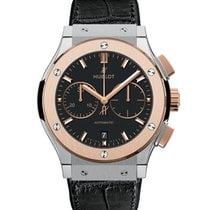 Hublot Classic Fusion Titanium King Gold Chronograph 42mm