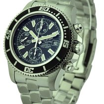 Breitling Superocean Chronograph II in Steel