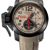Graham Chronofighter Oversize Chronofighter Oversize 2CCBK.E02...