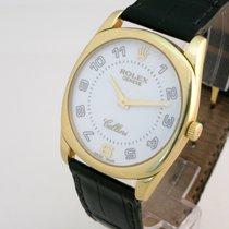 Rolex Cellini Danaos 18ct gold Ref, 4233