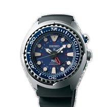 Seiko Prospex Kinetic GMT Diver - PADI - Diver`s Special...