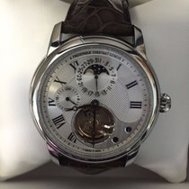 Frederique Constant Manufacture Heart Beat Mens Watch