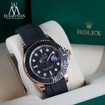 Rolex 116655 Perpetual Yacht-Master 18K Everose Gold Men's...