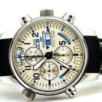 Fortis F-43 Flieger Chrono-Alarm GMT