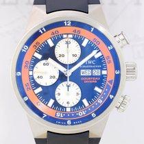 "IWC Aquatimer Chronograph ""Cousteau Divers"" 120m..."