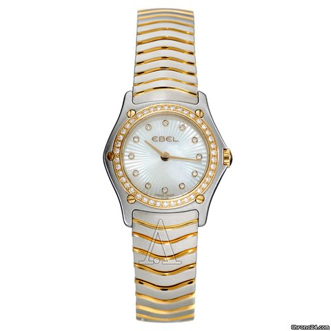 Ebel Women's Classic Wave Watch