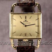 Jaeger-LeCoultre Etrier 18 Kt. Large Man`s Size Vintage Watch...