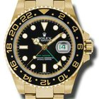 Rolex Watches - GMT-Master II Yellow Gold