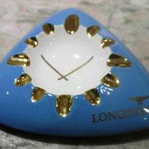 Longines vintage porcelain ashtray newoldstock rare