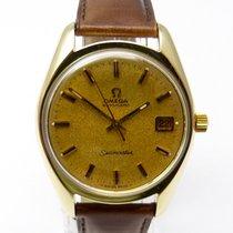 Omega Seemaster Seamster Vintage 1967 vergoldet Automatik