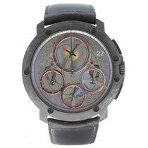 GUY ELLIA Jumbo chronographe carbon - Ref RS2388