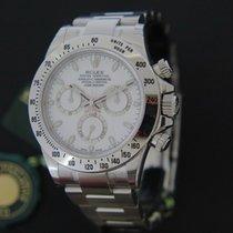 Rolex Cosmograph Daytona White NEW