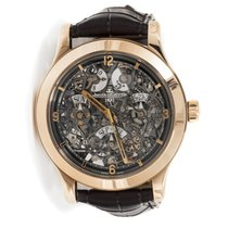 Jaeger-LeCoultre [NEW] Master Eight Day Perpetual Skeleton...