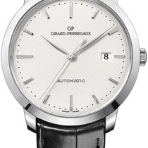 Girard Perregaux 1966 Automatic 40mm 49555-11-131-bb60