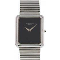 Patek Philippe Men's Vintage  18K White Gold