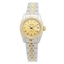 Tudor Princess Date 92413-62433-chcl Watch