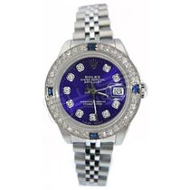 Rolex Datejust 79160 Lady's Stainless Steel Jubilee with...