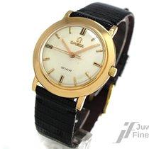 Omega Vintage Unisex  33 mm - 18K/750 Gelbgold -Handaufzug -...