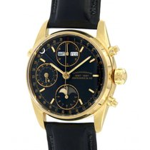 Eberhard & Co. Navy Master 30030 Yellow Gold, 34mm