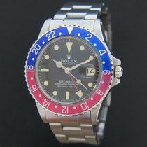 Rolex GMT Master 1675 Pepsi Inlay