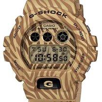 Casio G-Shock - Tan Zebra Camouflage - 200 Meter Water...