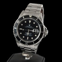 Rolex Oyster Perpetual Date Submariner 300m nSteel