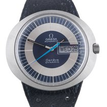 Omega Dynamic Day Date Automatic Stainless Steel