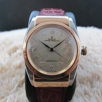 Rolex HOODED BUBBLEBACK 3065 2-Tone Pink Gold with Creamy Dial