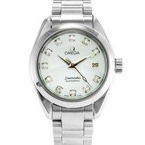 Omega Watch Aqua Terra 150m Ladies 2563.75.00